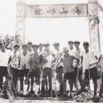 1964戴大偉先生和他們職員及宿生喜歡到野外郊遊,發現其後發展成為「東灣學校」的廢置平房。