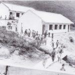 平房學校的建築至今依然是東灣學校的特色。